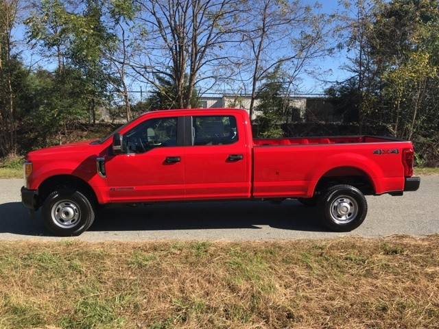 2017 F-250 Crew Cab 4x4 Pickup #178196 - photo 7