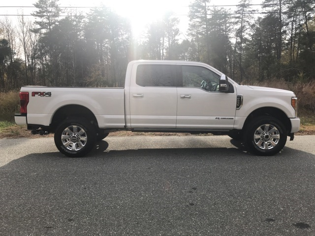2017 F-250 Crew Cab 4x4 Pickup #178240 - photo 6