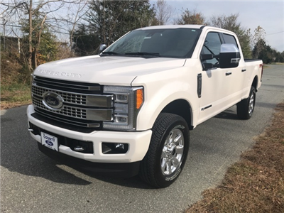 2017 F-250 Crew Cab 4x4 Pickup #178240 - photo 1