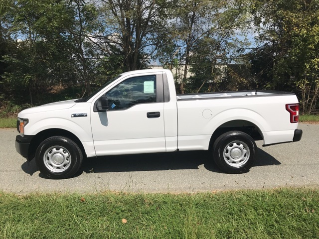 2018 F-150 Regular Cab 4x2,  Pickup #188142 - photo 7