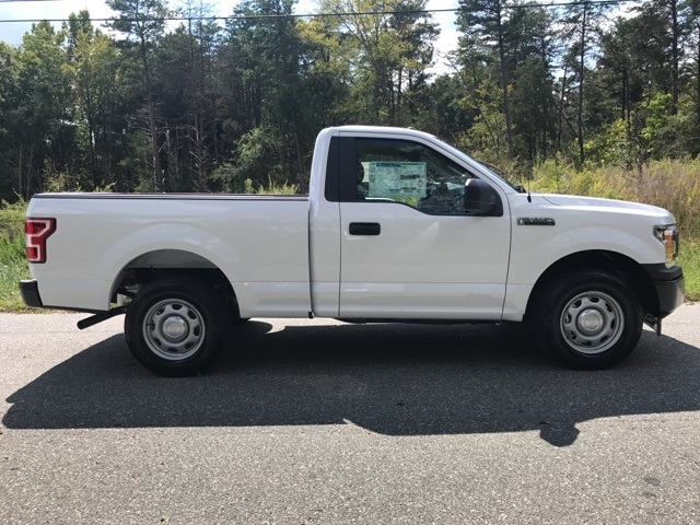2018 F-150 Regular Cab 4x2,  Pickup #188142 - photo 4
