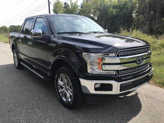 2018 F-150 Crew Cab 4x4 Pickup #188147 - photo 1