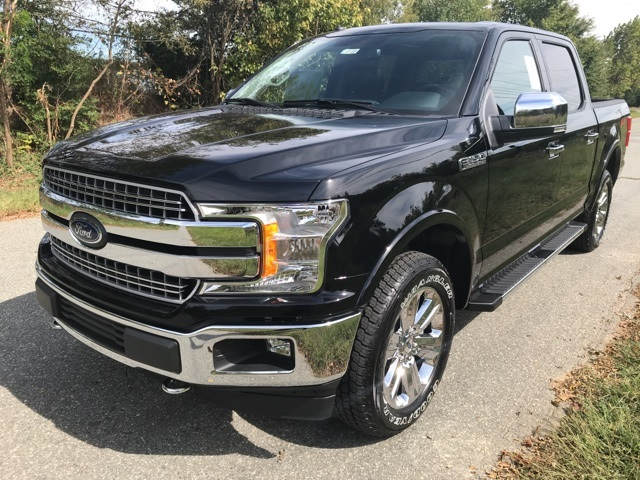 2018 F-150 Crew Cab 4x4 Pickup #188147 - photo 29