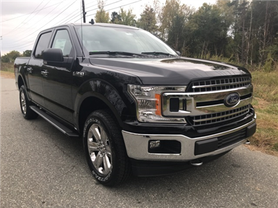 2018 F-150 SuperCrew Cab 4x4,  Pickup #188201 - photo 3