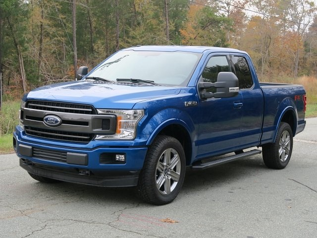 2018 F-150 Super Cab 4x4,  Pickup #188206 - photo 1