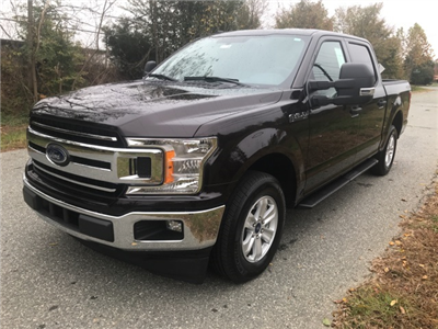 2018 F-150 Crew Cab Pickup #188218 - photo 1