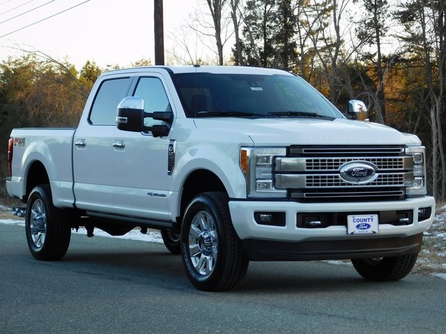 2018 F-250 Crew Cab 4x4 Pickup #188307 - photo 1