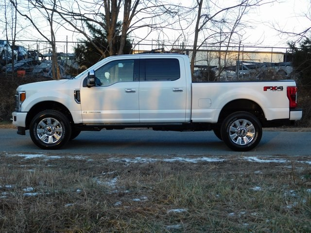 2018 F-250 Crew Cab 4x4 Pickup #188307 - photo 5