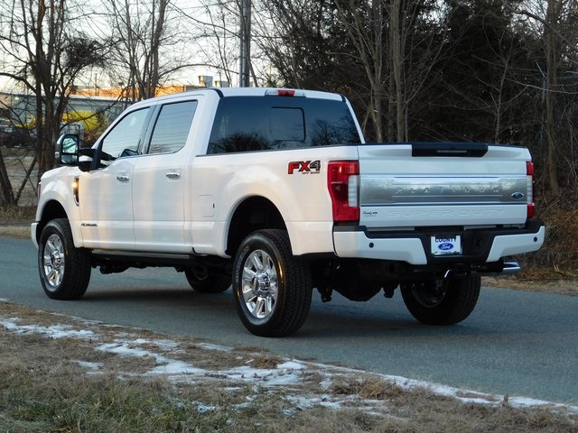 2018 F-250 Crew Cab 4x4 Pickup #188307 - photo 7
