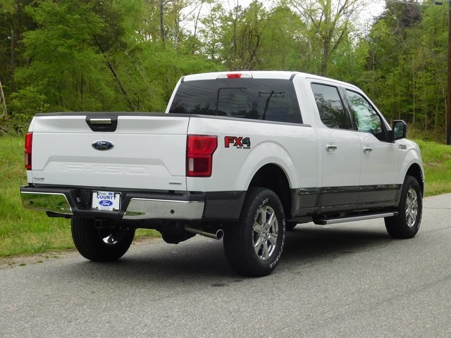 2018 F-150 SuperCrew Cab 4x4, Pickup #188416 - photo 6