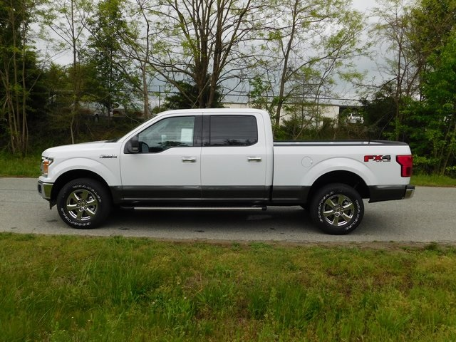 2018 F-150 SuperCrew Cab 4x4, Pickup #188416 - photo 8