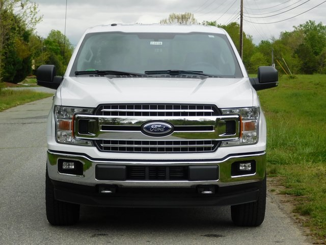 2018 F-150 SuperCrew Cab 4x4, Pickup #188416 - photo 9