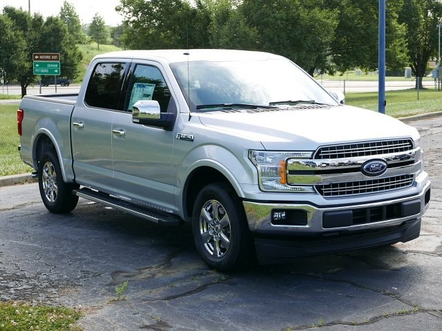 2018 F-150 SuperCrew Cab 4x2,  Pickup #188441 - photo 3