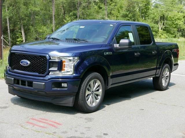 2018 F-150 SuperCrew Cab 4x2,  Pickup #188473 - photo 1