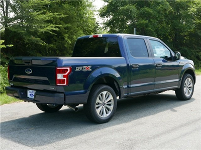 2018 F-150 SuperCrew Cab 4x2,  Pickup #188473 - photo 8
