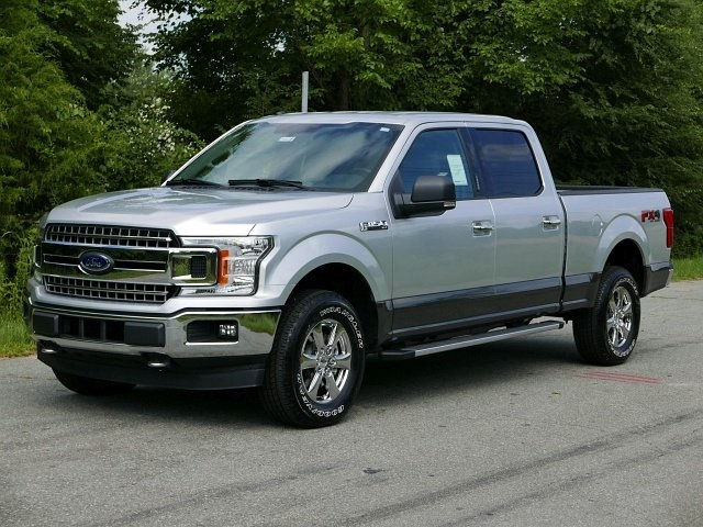 2018 F-150 SuperCrew Cab 4x4,  Pickup #188475 - photo 4