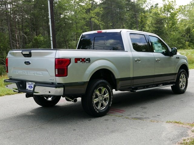 2018 F-150 SuperCrew Cab 4x4,  Pickup #188475 - photo 2