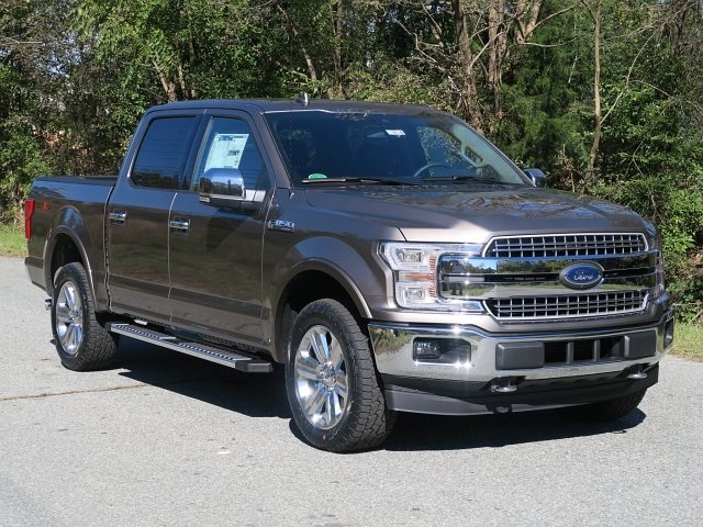 2018 F-150 SuperCrew Cab 4x4,  Pickup #188610 - photo 36
