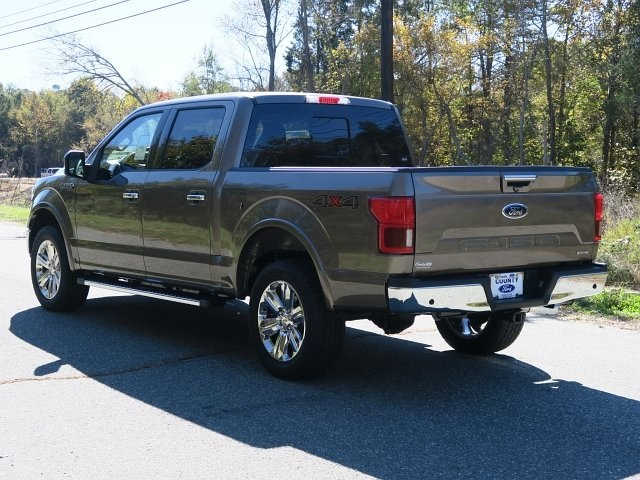 2018 F-150 SuperCrew Cab 4x4,  Pickup #188610 - photo 2
