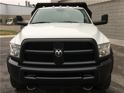 2017 Ram 5500 Regular Cab DRW 4x4, Crysteel Dump Body #R13004 - photo 20