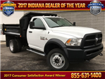 2017 Ram 5500 Regular Cab DRW 4x4, Crysteel Dump Body #R13004 - photo 1