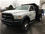 2017 Ram 5500 Regular Cab DRW 4x4, Crysteel Dump Body #R13004 - photo 4