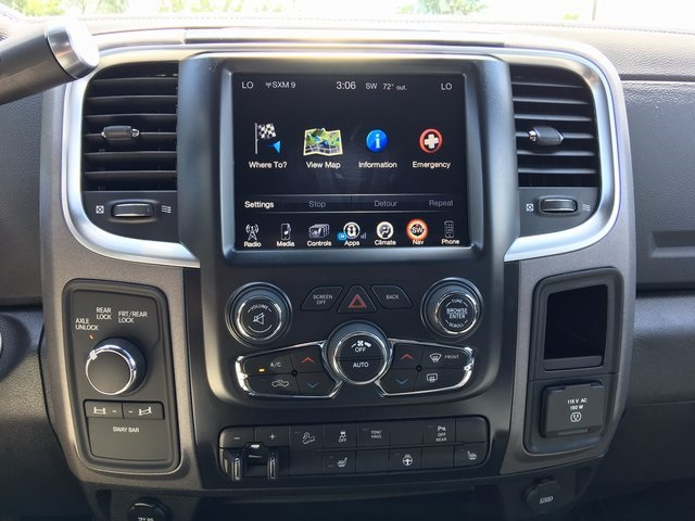 2017 Ram 2500 Crew Cab 4x4, Pickup #R14471 - photo 17