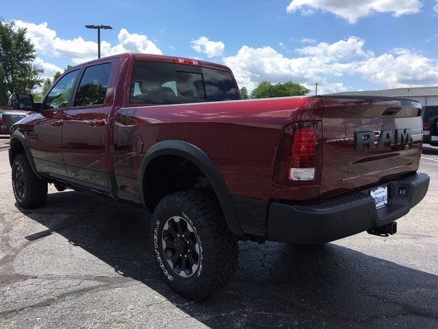 2017 Ram 2500 Crew Cab 4x4, Pickup #R14471 - photo 4