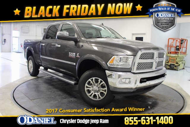 2018 Ram 3500 Crew Cab 4x4 Pickup #R15395 - photo 1