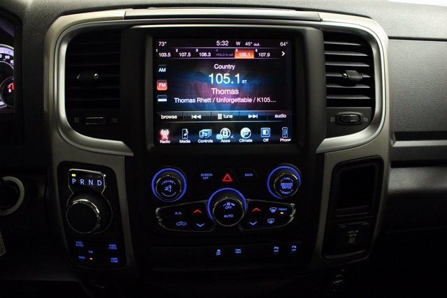 2017 Ram 1500 Crew Cab 4x4 Pickup #R15594 - photo 16