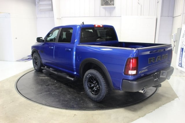 2018 Ram 1500 Crew Cab 4x4, Pickup #R15836 - photo 4