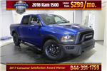 2018 Ram 1500 Crew Cab 4x4, Pickup #R15836 - photo 1
