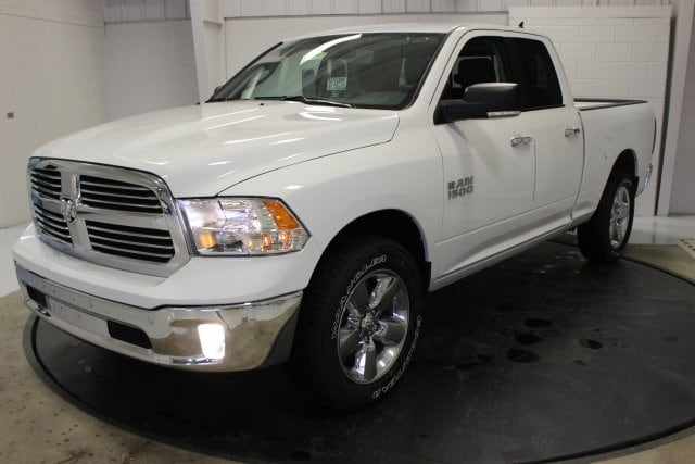 2018 Ram 1500 Quad Cab 4x4, Pickup #R15918 - photo 3