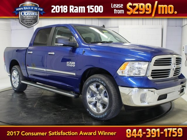 2018 Ram 1500 Crew Cab 4x4, Pickup #R16158 - photo 1