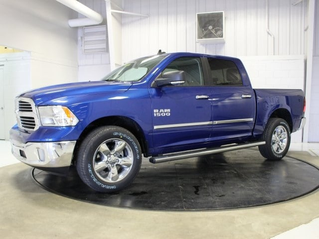2018 Ram 1500 Crew Cab 4x4, Pickup #R16158 - photo 3