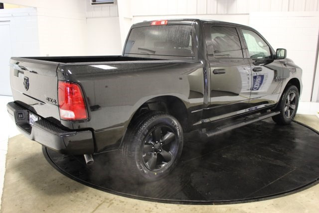 2018 Ram 1500 Crew Cab 4x4, Pickup #R16168 - photo 2