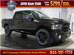 2018 Ram 1500 Crew Cab 4x4, Pickup #R16381 - photo 1