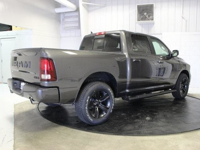 2018 Ram 1500 Crew Cab 4x4, Pickup #R16419 - photo 2