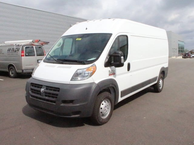 2018 ProMaster 2500 High Roof,  Empty Cargo Van #R16511 - photo 4