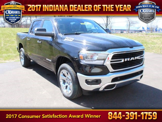 2019 Ram 1500 Crew Cab 4x4, Pickup #R16576 - photo 1