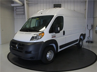 2018 ProMaster 1500 High Roof FWD,  Empty Cargo Van #R16817 - photo 3