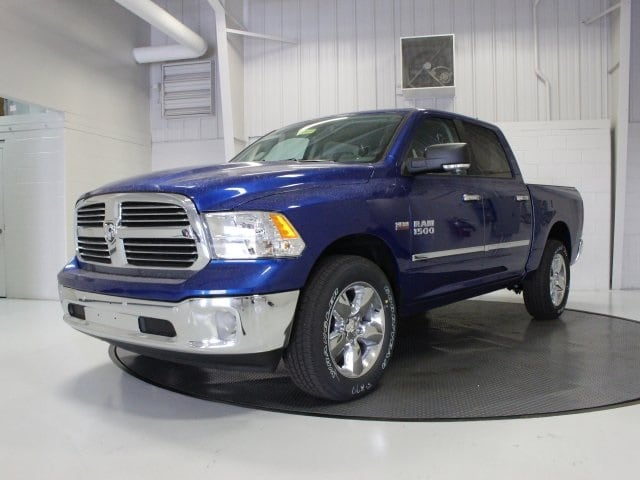 2018 Ram 1500 Crew Cab 4x4,  Pickup #R17025 - photo 3