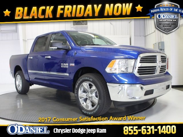 2018 Ram 1500 Crew Cab 4x4,  Pickup #R17025 - photo 1