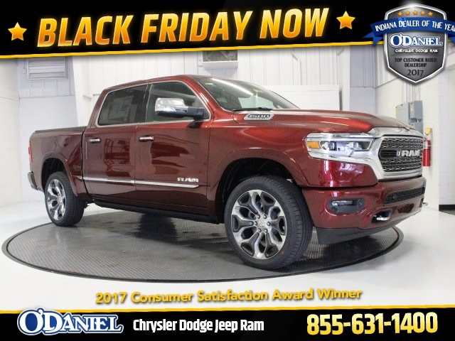 2019 Ram 1500 Crew Cab 4x4,  Pickup #R17823 - photo 1