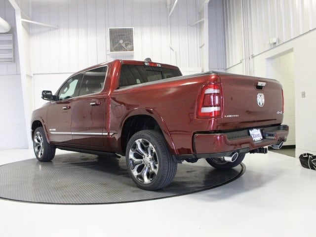 2019 Ram 1500 Crew Cab 4x4,  Pickup #R17823 - photo 4