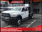 2018 Ram 5500 Crew Cab DRW 4x2,  Knapheide Value-Master X Platform Body #6817 - photo 1