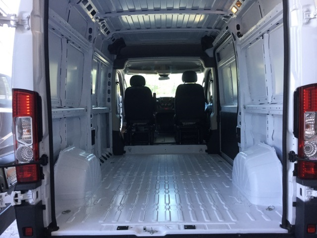 2017 ProMaster 2500 High Roof Cargo Van #H0606 - photo 2