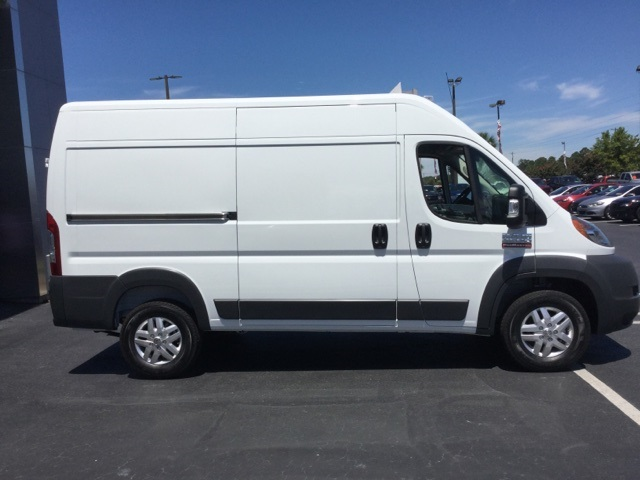 2017 ProMaster 2500 High Roof Cargo Van #H0606 - photo 23
