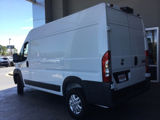 2017 ProMaster 2500 High Roof Cargo Van #H0606 - photo 4