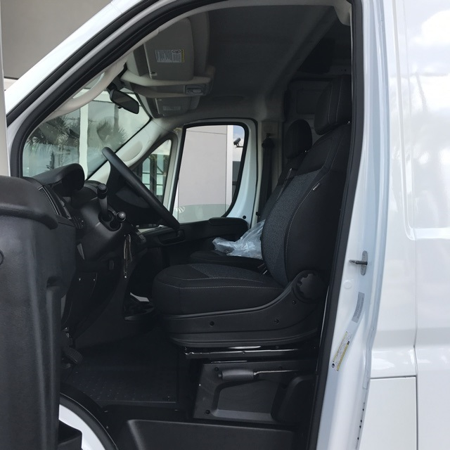 2017 ProMaster 2500 High Roof Cargo Van #H0612 - photo 13